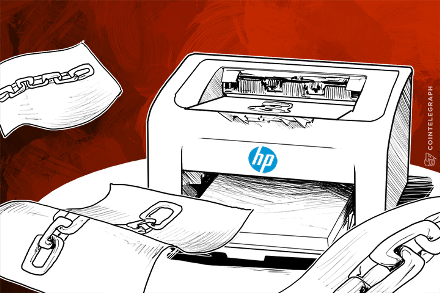 HP: Blockchain Can Make IRS 'Most Disrupted' Entity of All