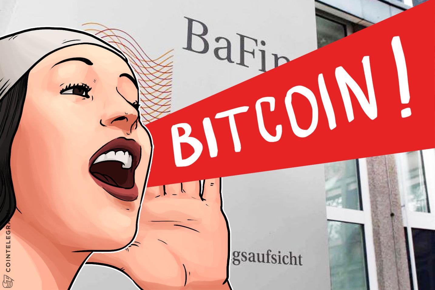 BaFin warnt vor Fake-Finanzdienstleister Bitcoin Revolution