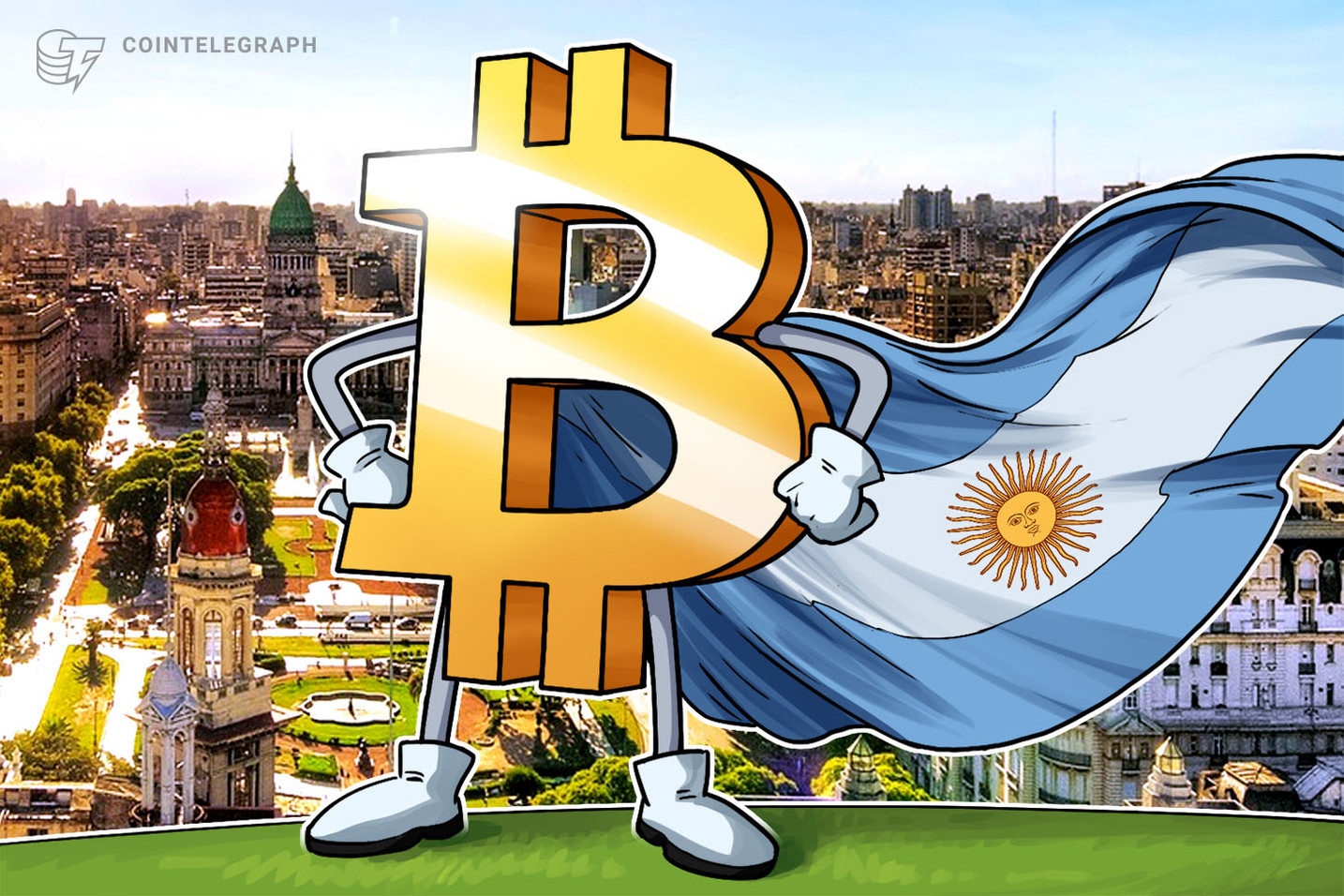 Volume de negociação de Bitcoin na Argentina ultrapassa alta histórica