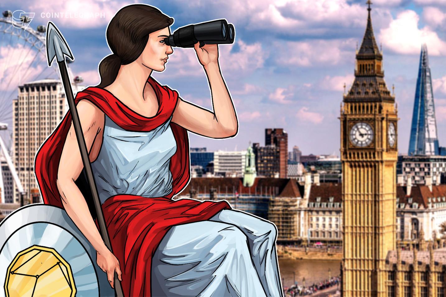 Banco da Inglaterra adverte que adoção de criptomoedas pode afetar geração de crédito