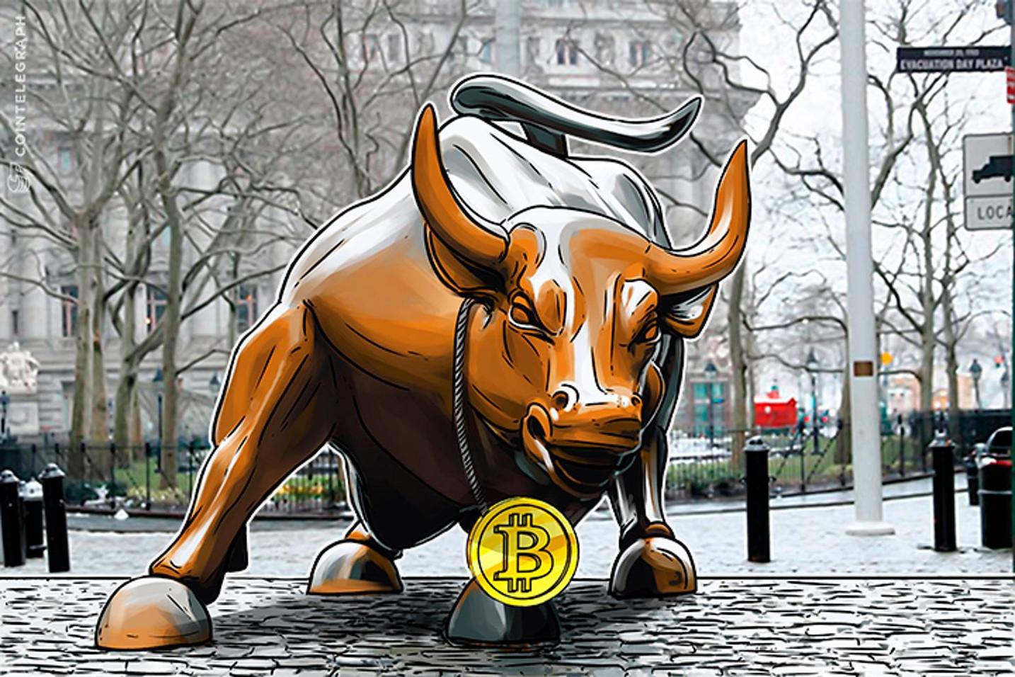 ビットコインは「9000ドルまで上昇する可能性高い」 仮想通貨アナリストが強気パターンを指摘