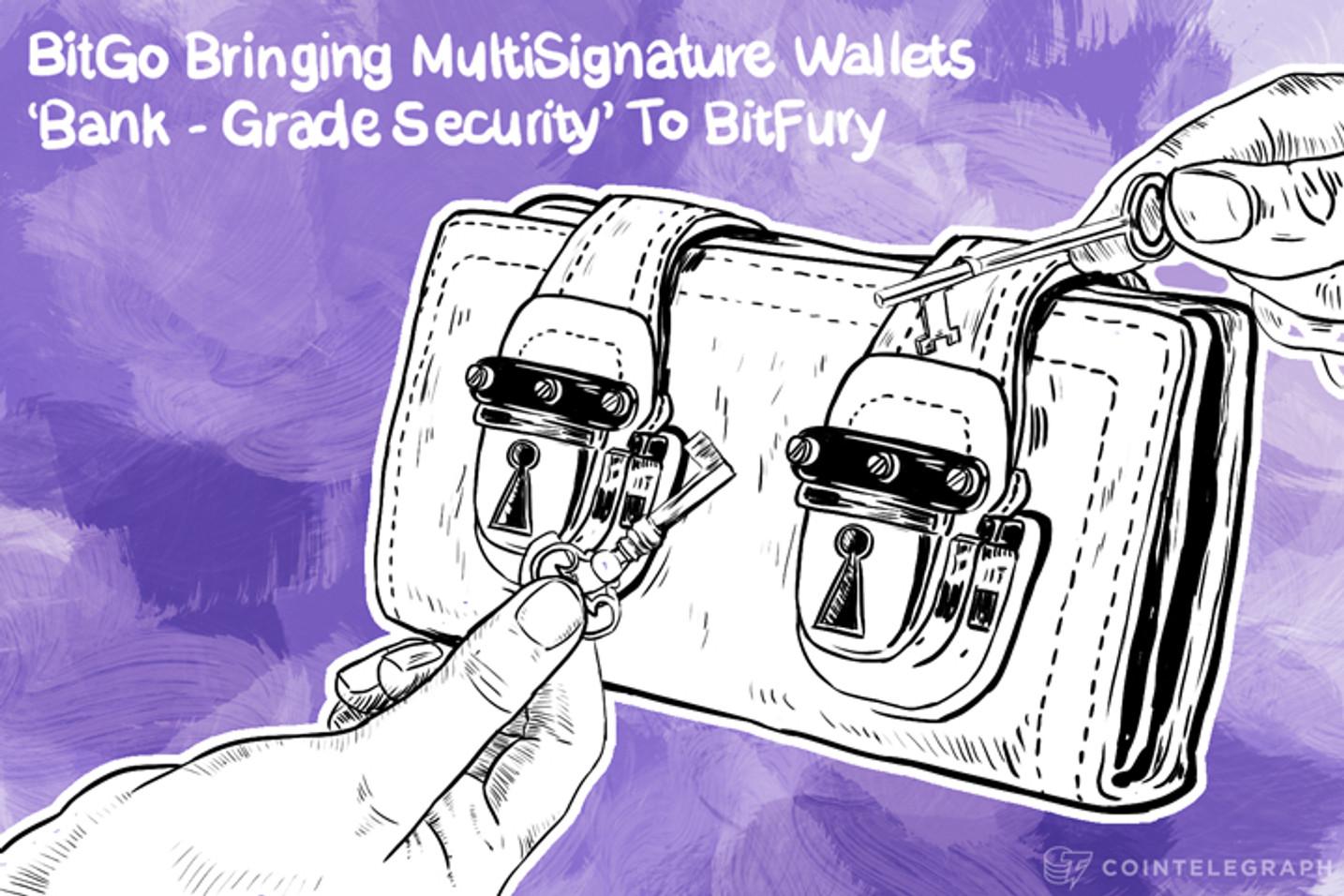 BitGo Bringing Multisignature Wallets, 'Bank-Like Security' To BitFury