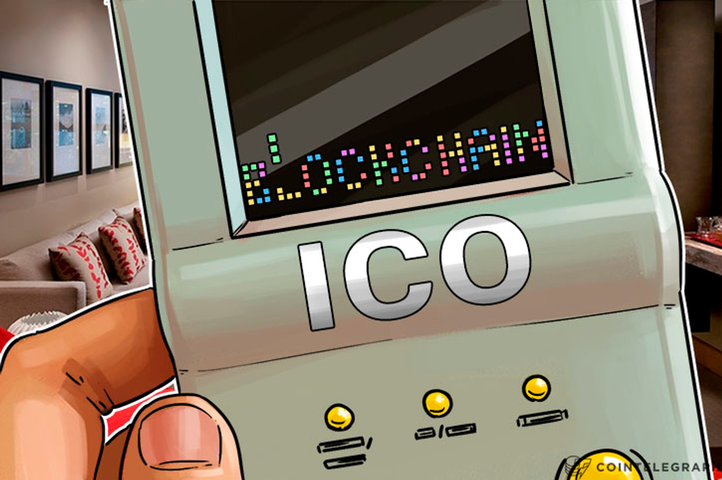 Blockchain Companies Raised 2.4x More From ICOs Than VC Investment