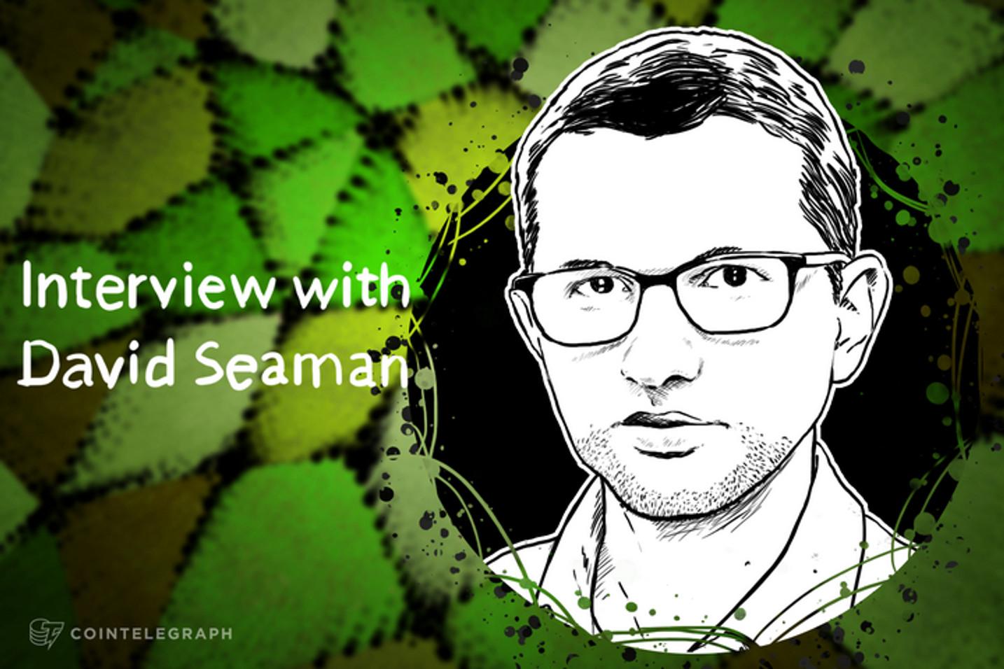 David Seaman: 'Stop Competing and Just Make Everything Interoperable'