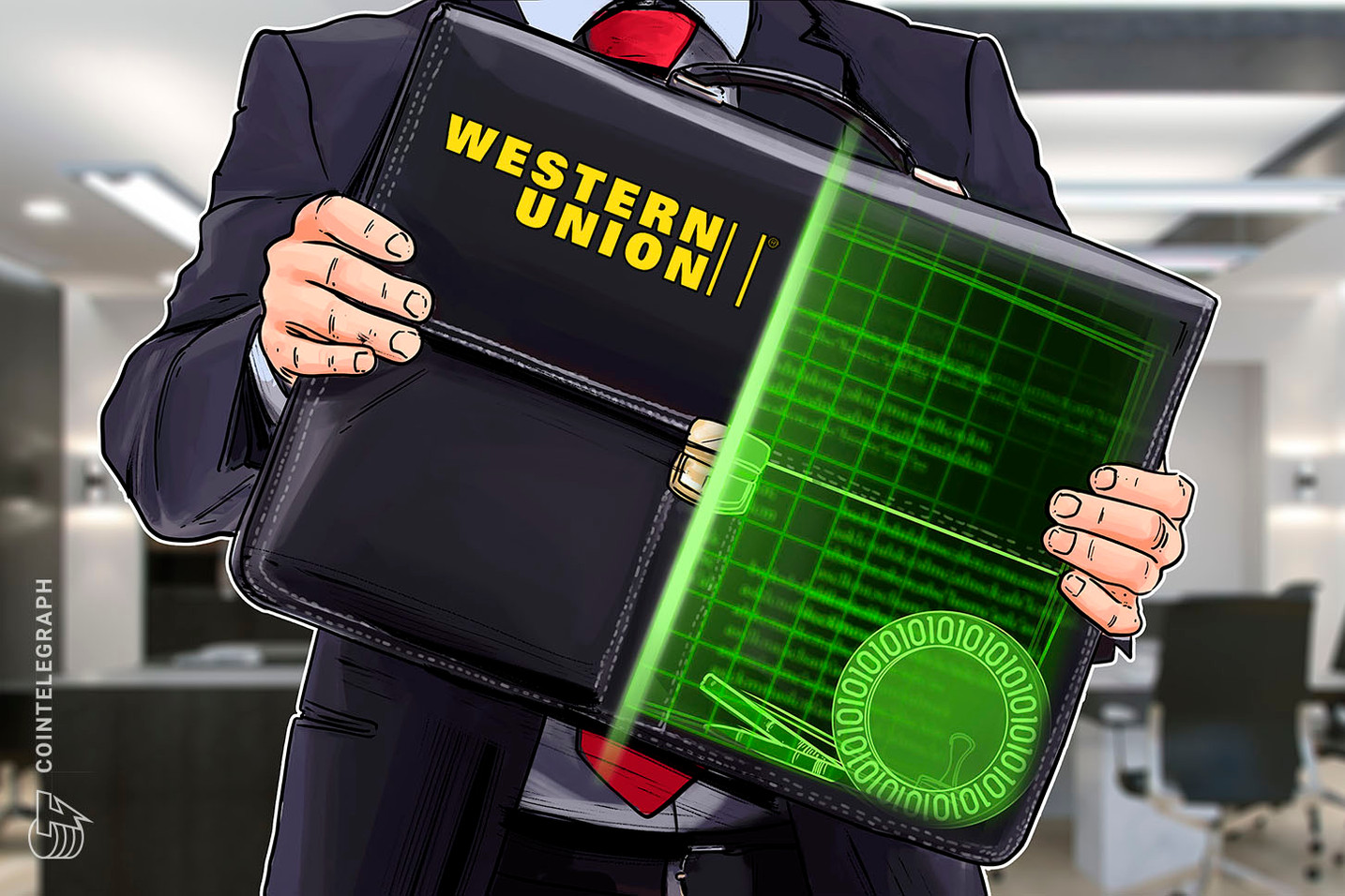 Western Union Considers Crypto, Partners with Ripple to Test Blockchain Payments