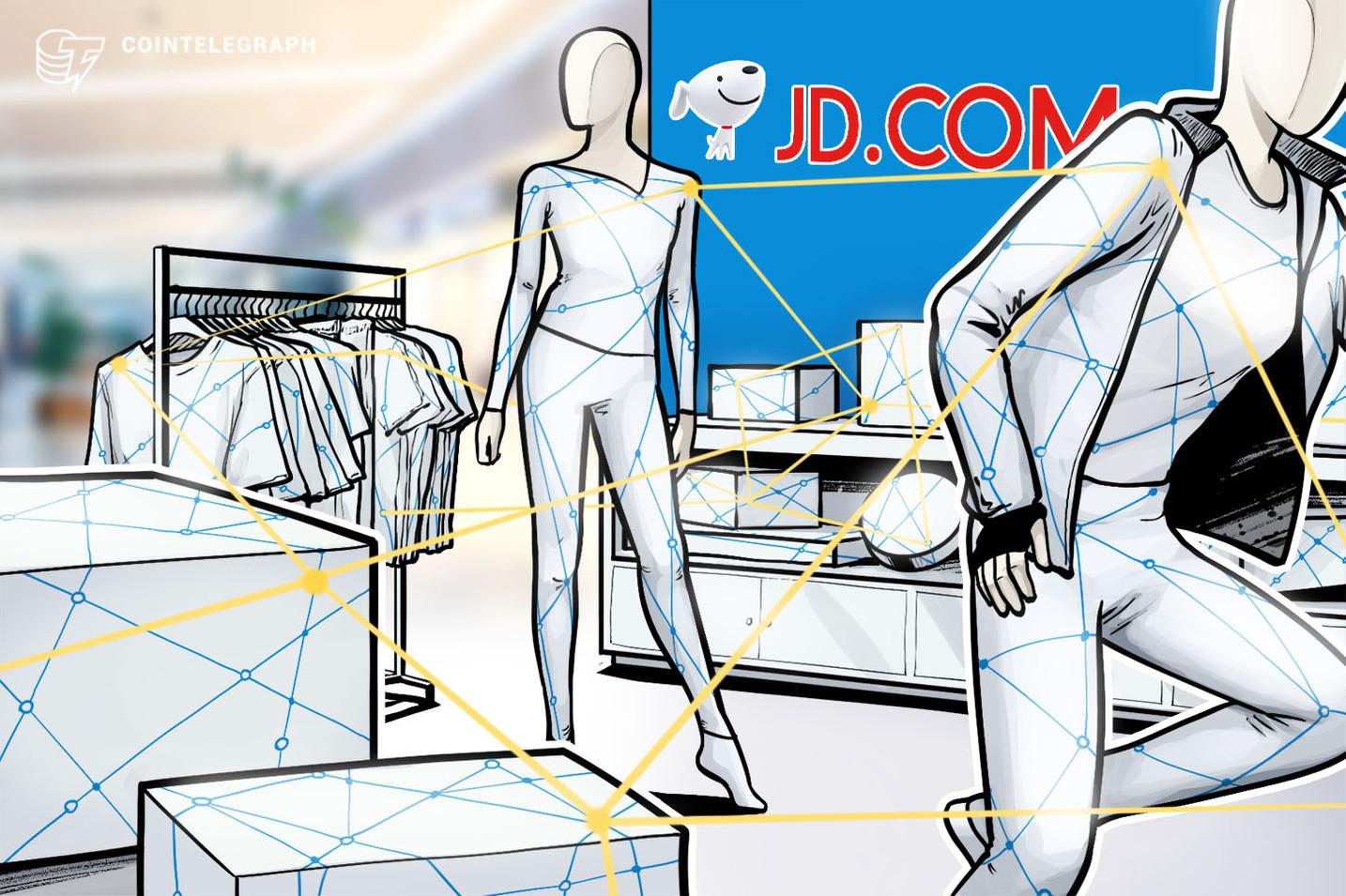 El gigante minorista chino JD.com lanza Enterprise Blockchain-as-a-Service.