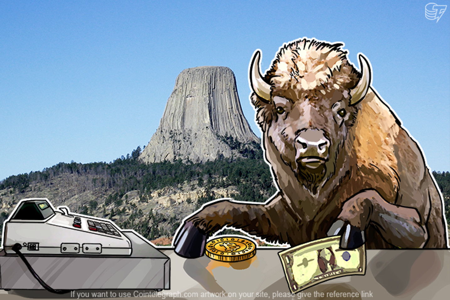 New Bill May Give a Green Light to Bitcoin Exchanges in Wyoming