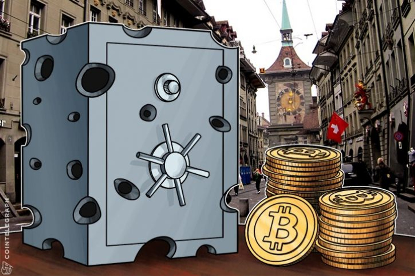 Vontobel Bitcoin Certificate Is 'Most Traded' Product On Main Swiss Exchange
