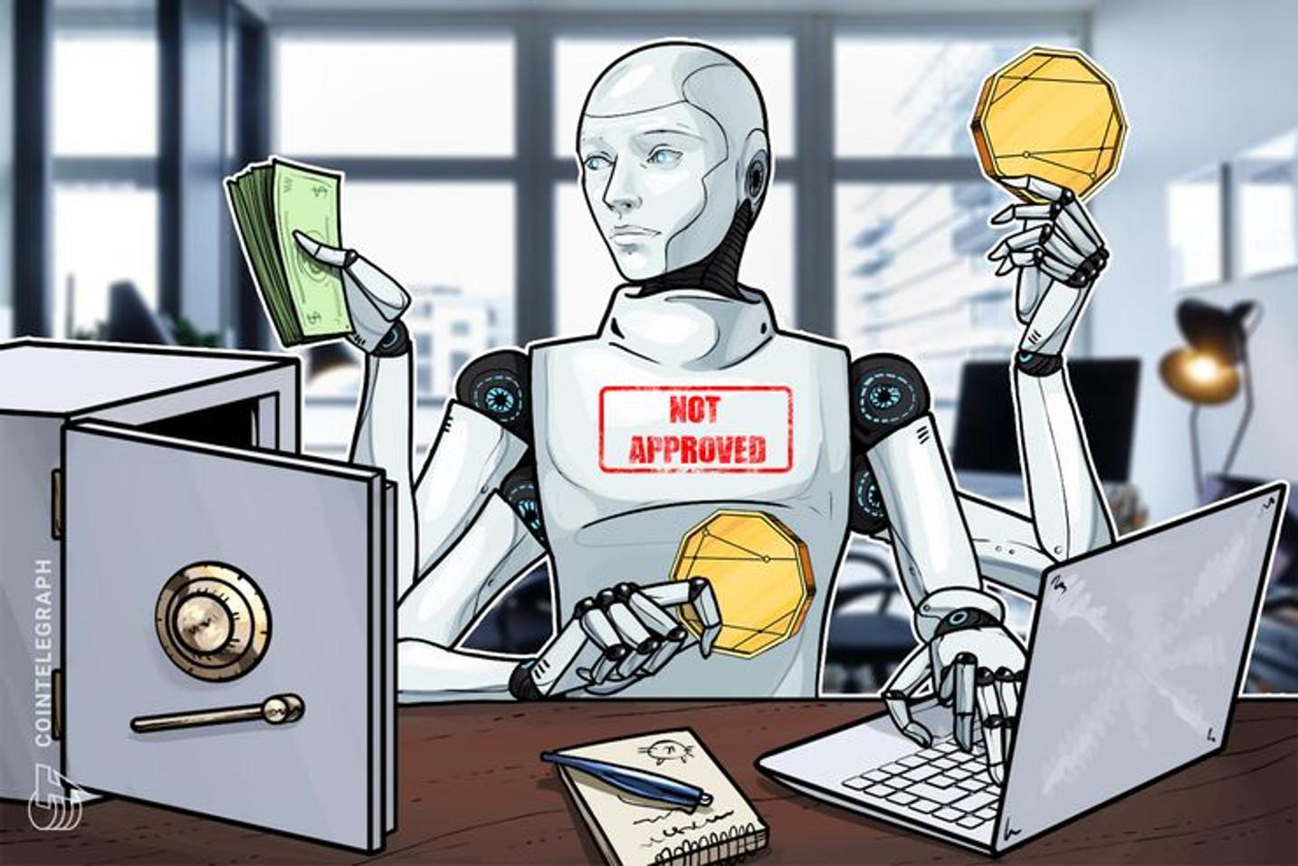 Schweizer Bank Swissquote startet Robo-Advisor für Krypto-Anlagen