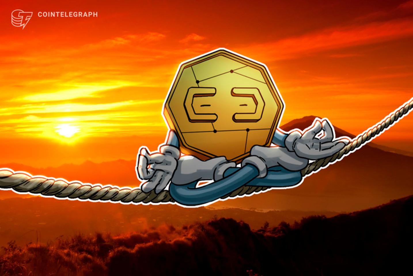 Baleias movimentam mais de 25 mil Bitcoins e preço cai 5%