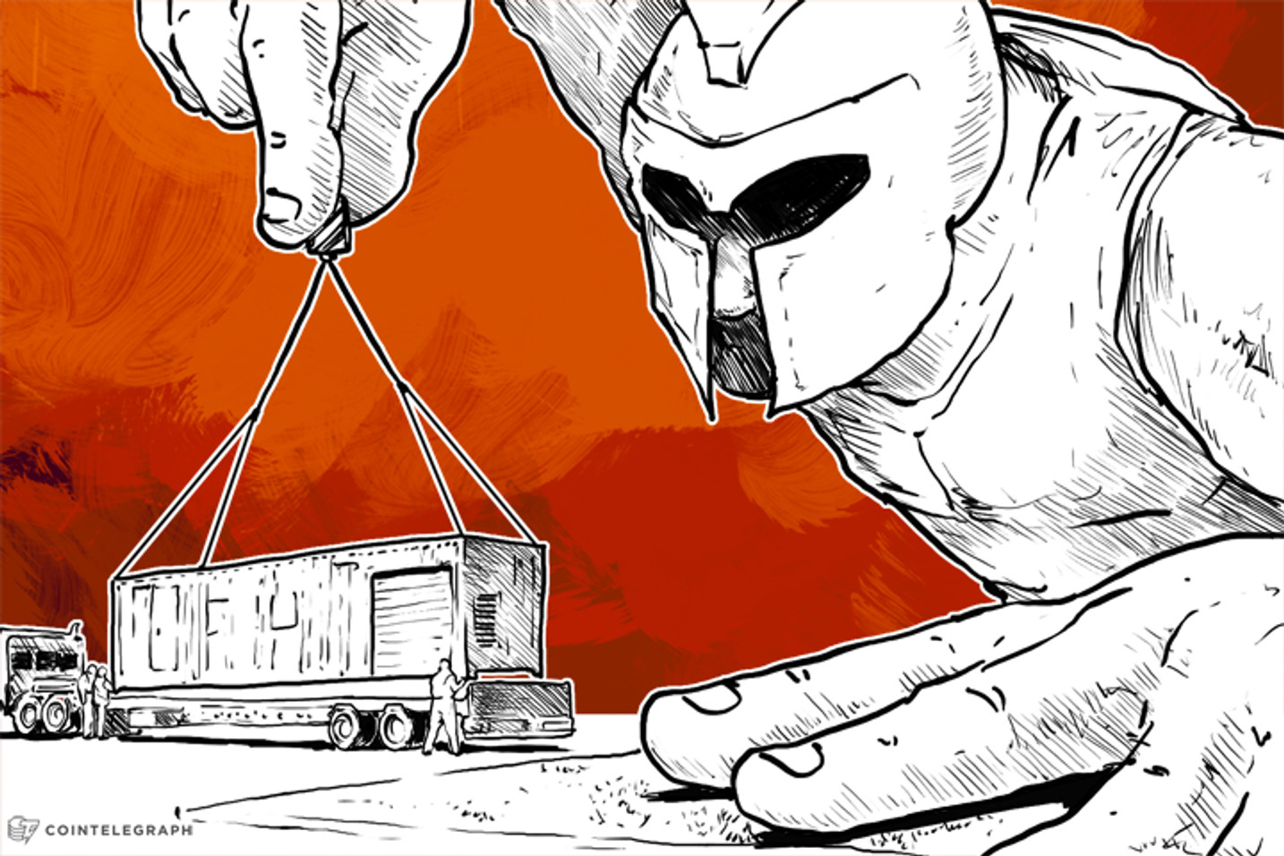 Mining Titans Unveils Customizable Industrial Mining Mobile Data Center, the Helios CryptoKube