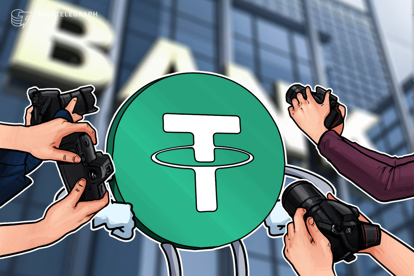 Controversial Stablecoin Tether Confirms New Banking Partner Deltec After Weeks of Rumors