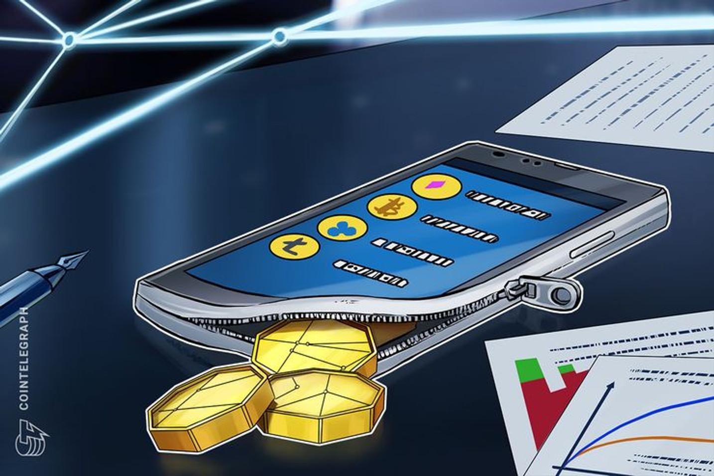 México: Según la consultora Cogeco Peer 1, el 46 por ciento de los usuarios de dispositivos móviles está interesado en criptomonedas