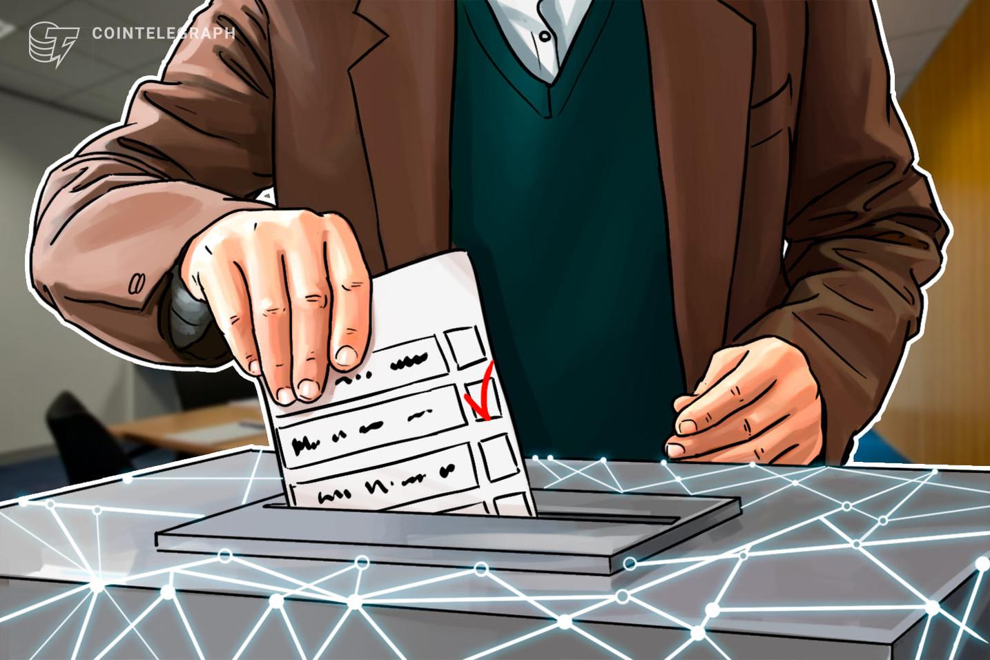 米デンバー、ブロックチェーン使ったモバイル投票アプリを開発へ 軍人など国外在住者向け