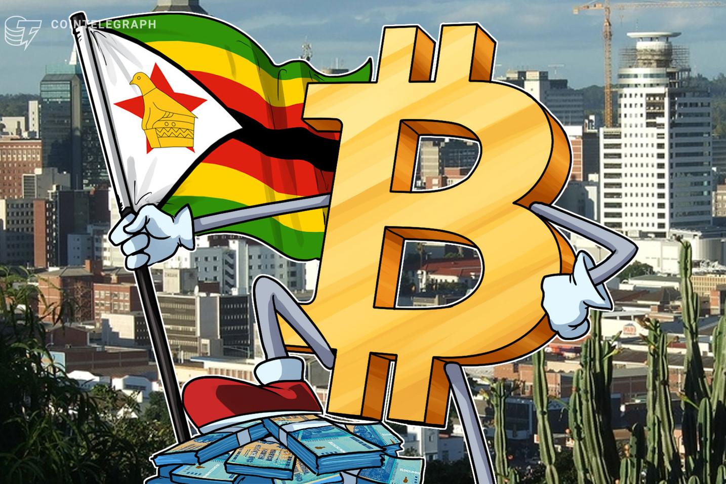 Tretirajte bitkoin kao Švajcarska, rekao je ministar finansija centralnoj banci Zimbabvea