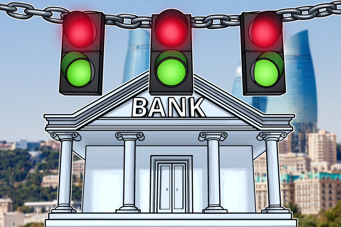 Azerbaiyán: Banco Central no planea emitir su propia criptomoneda