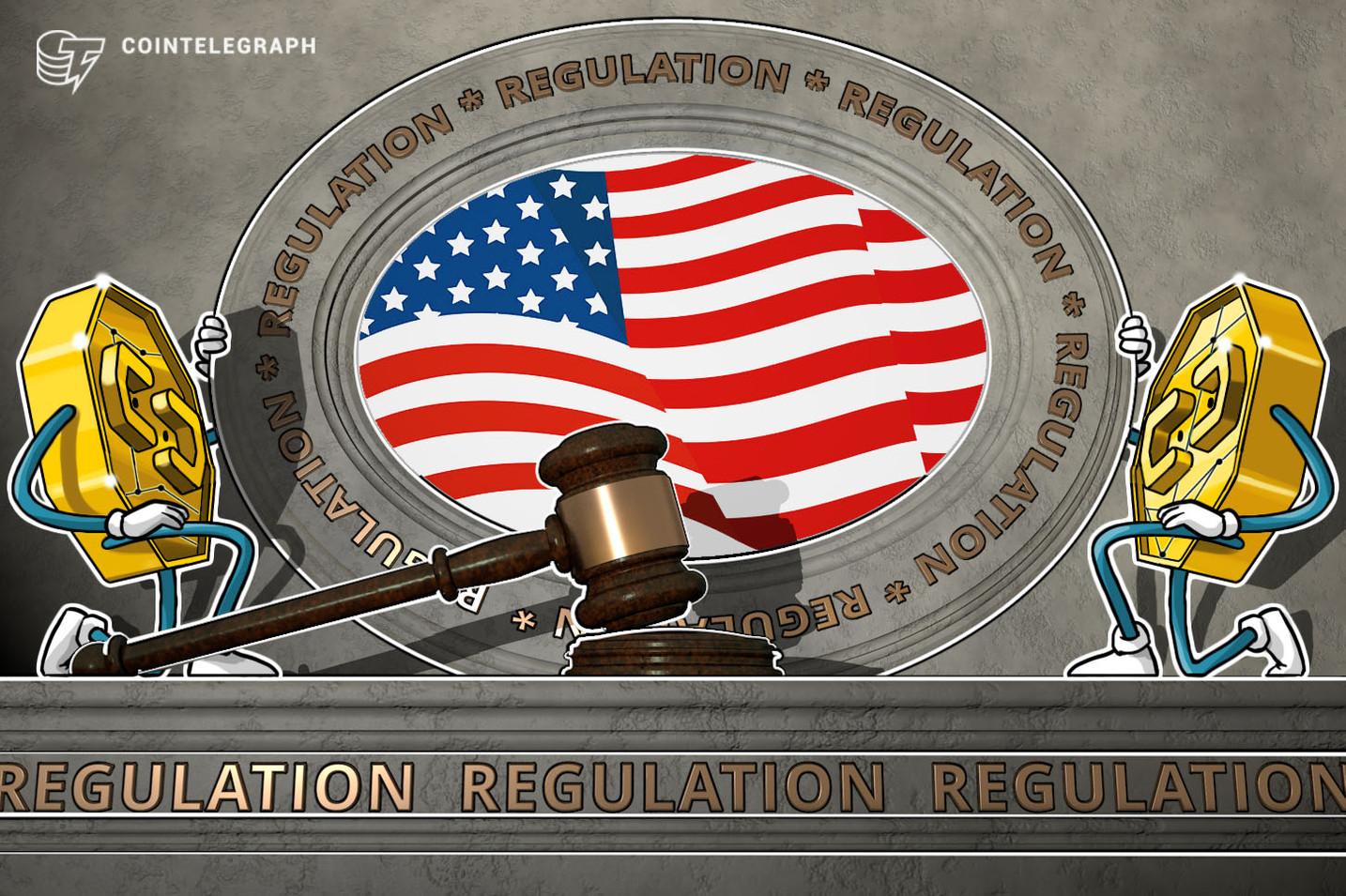 US-SEC erstattet Anzeige gegen Bitcoin-unterstützte Wertpapierhändler