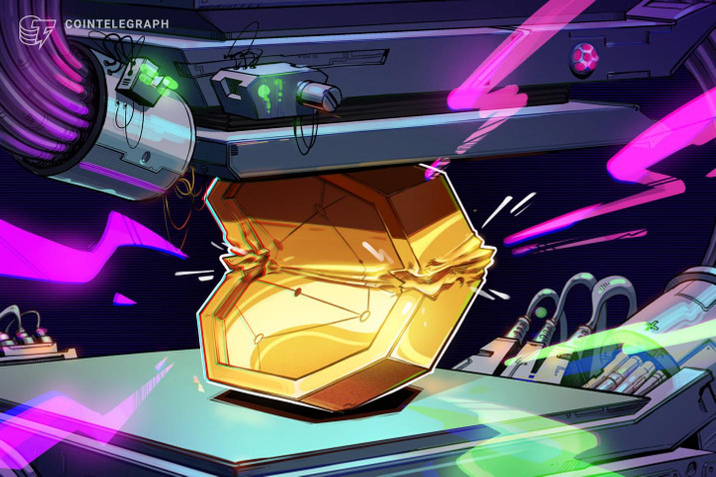 仮想通貨ビットコイン、「板挟み」状態?