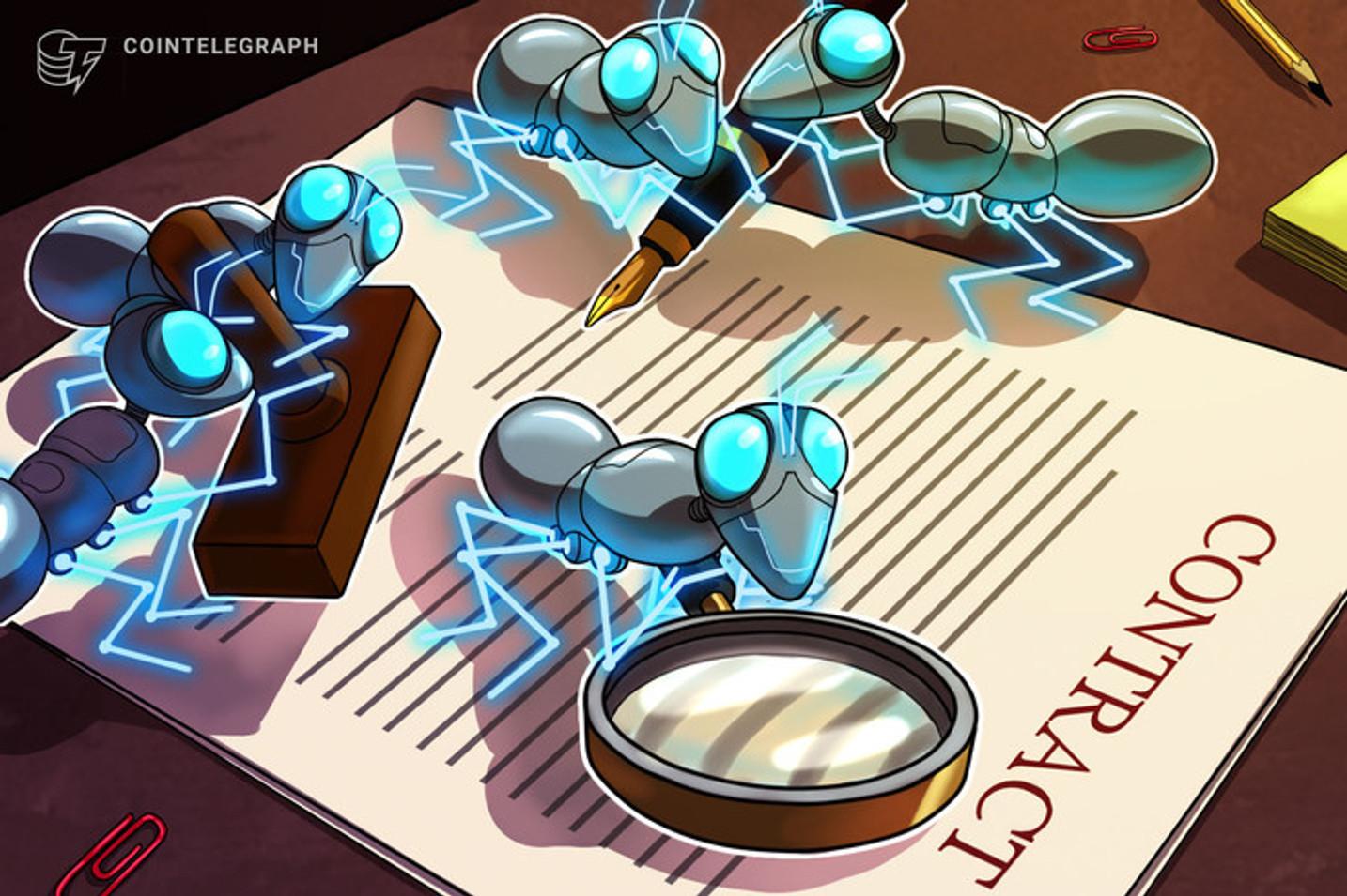 Argentina: Desarrollan una plataforma blockchain para acelerar procesos legales y mejorar relaciones contractuales