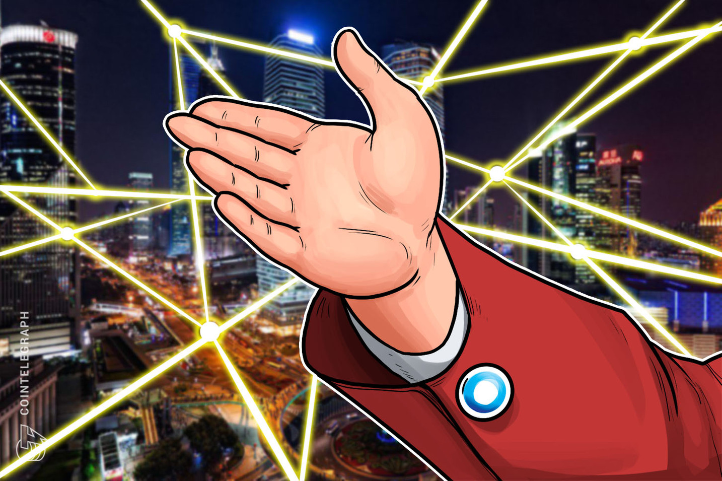 """ConsenSys berät Chinas """"Smart City"""" Xiongan"""