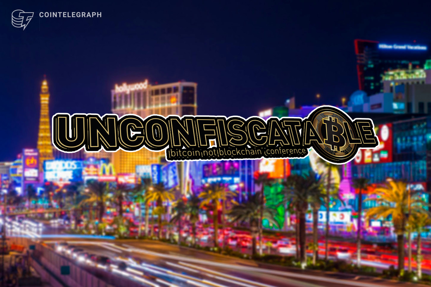 "Unconfiscatable ""Bitcoin Not Blockchain"" Conference"