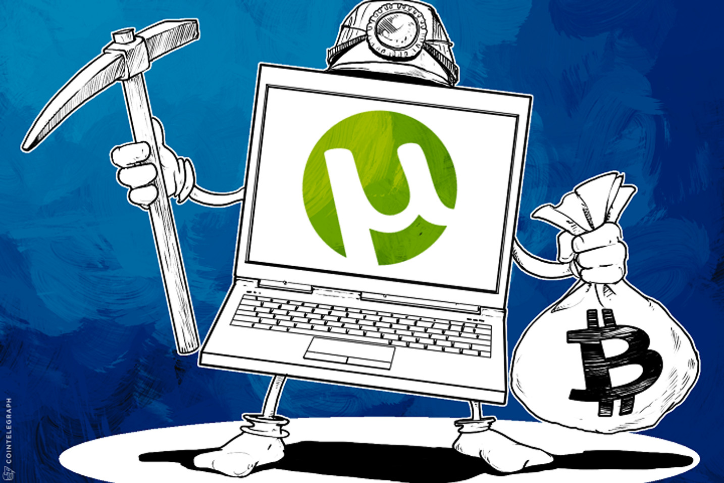 Did uTorrent's Mining Ware Blunder Give Bitcoin a 3000% Publicity Boost?