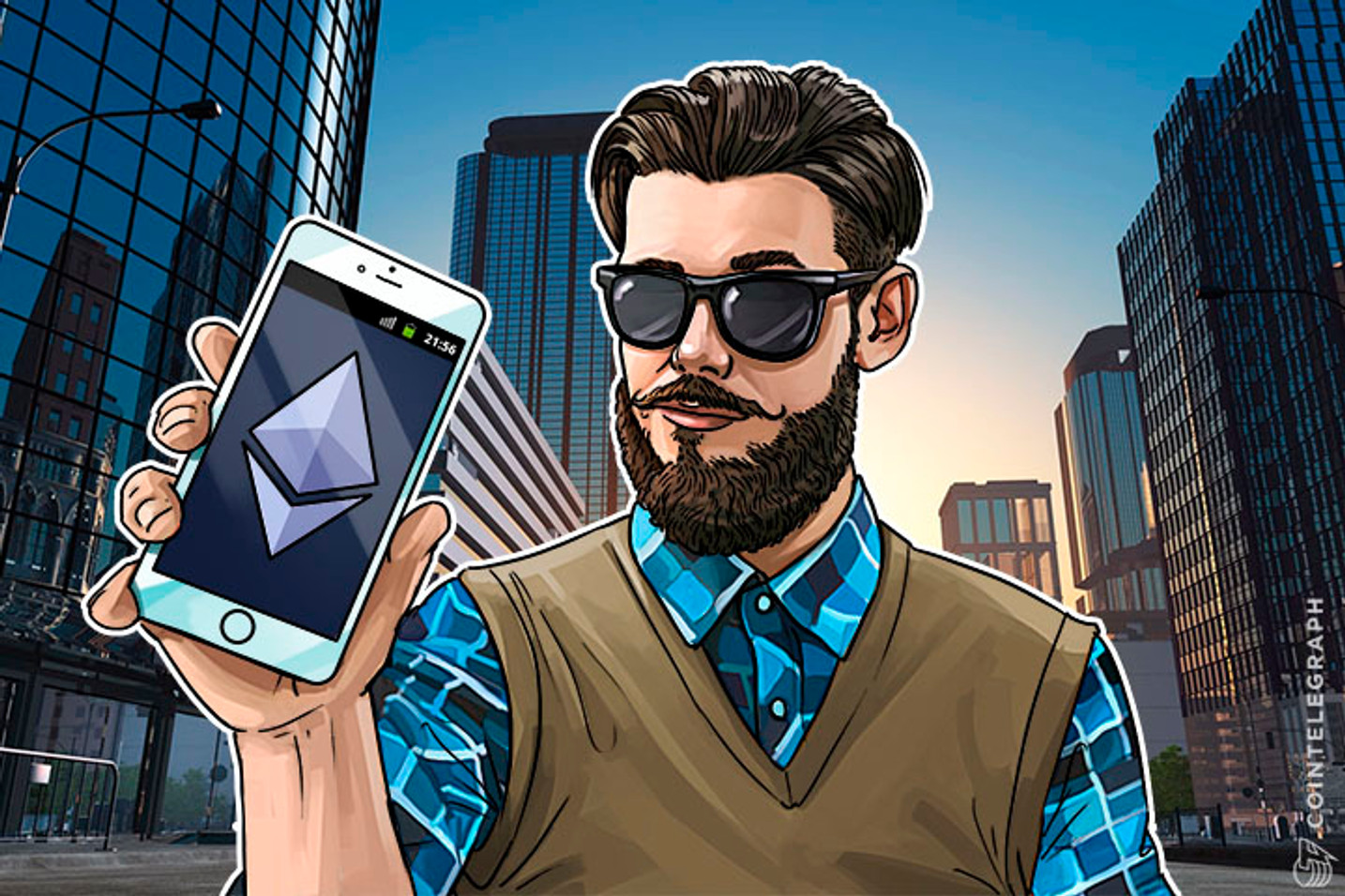 """Mobile Ethereum"" to Go Mainstream, FreeWallet Founder Expects"