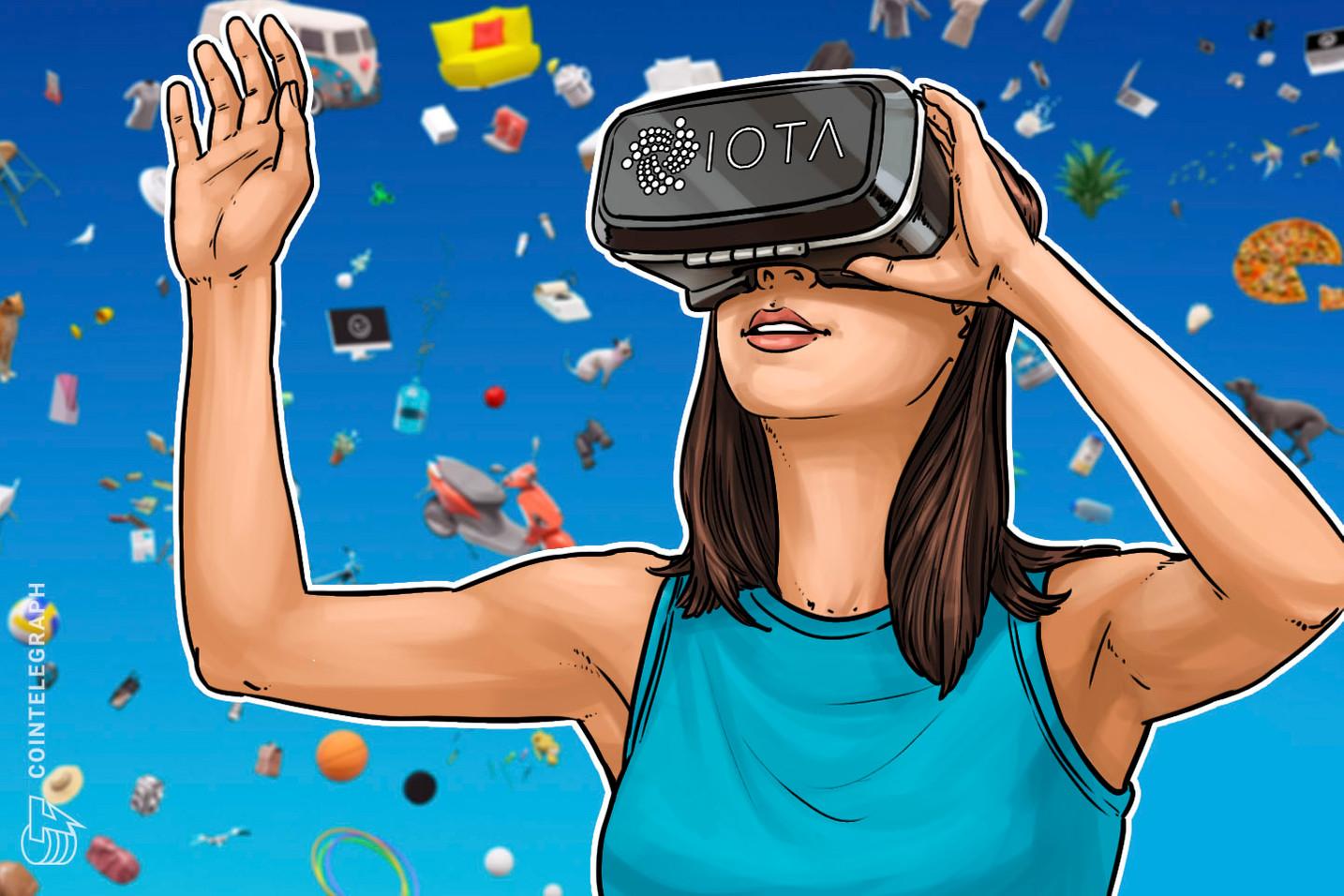 VR-Spieleplattform setzt auf Tangle von IOTA