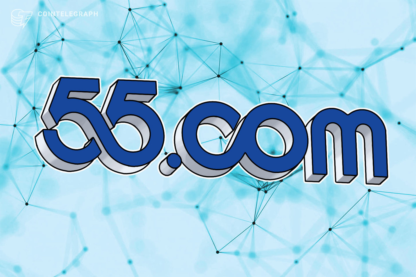 55.com Launches Trading of Premium Brand Product Tokens