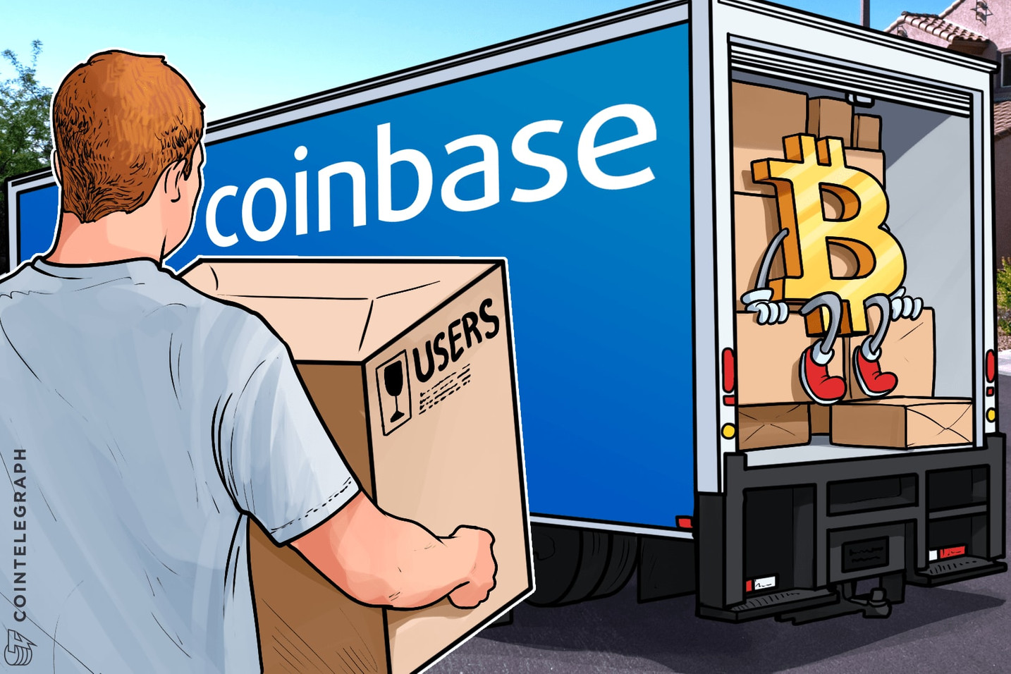 Coinbase to Open New Office in Portland, Oregon
