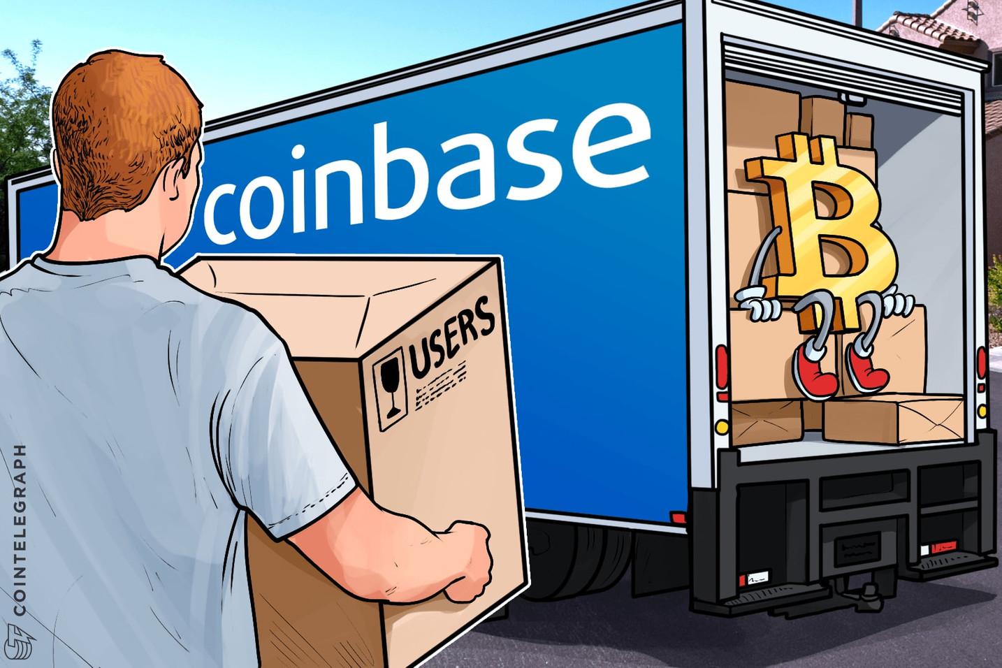 Coinbase vor Eröffnung eines neuen Büros in Portland, Oregon