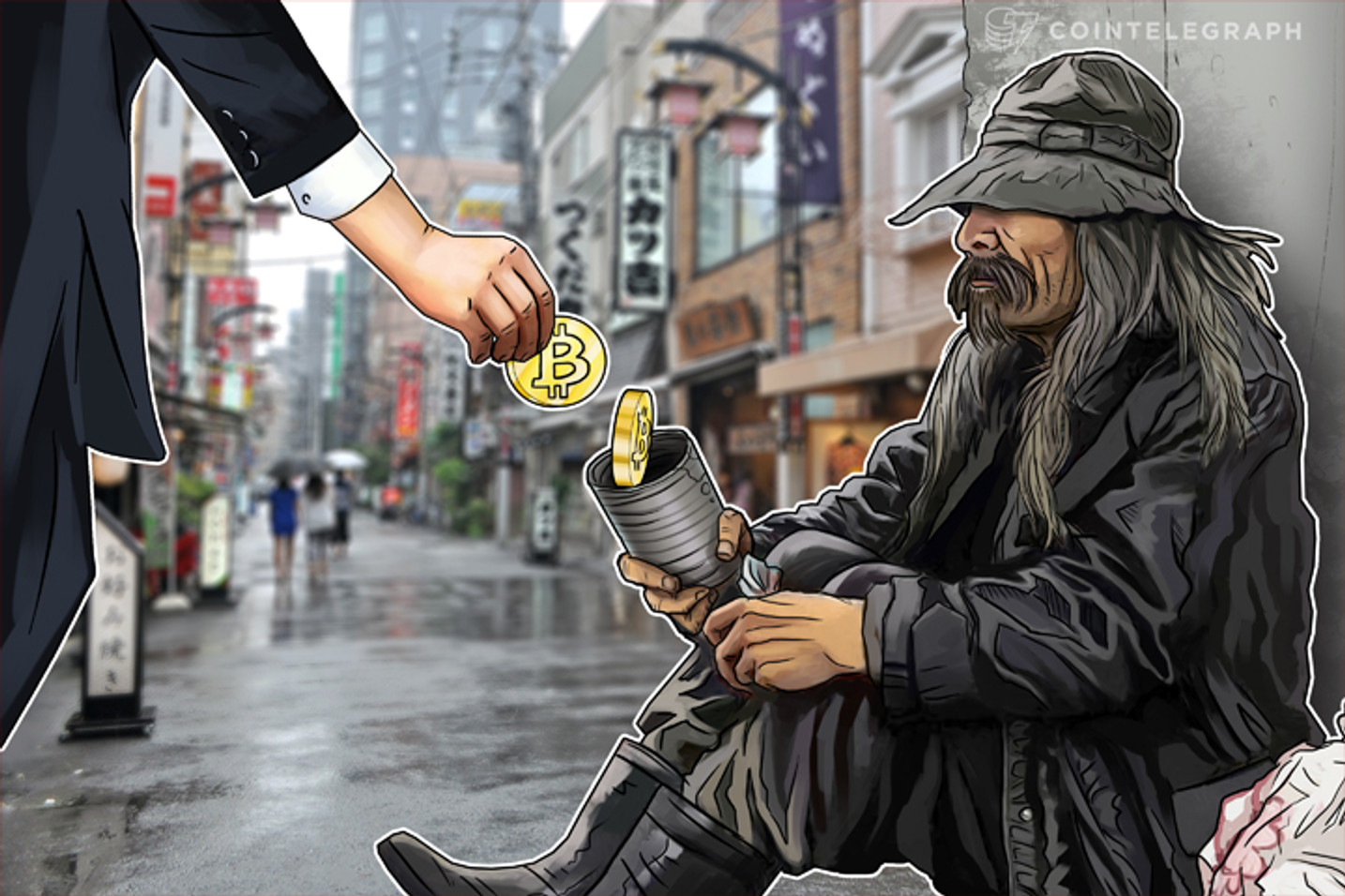 Bitcoin Makes Cherry Blossom: Japanese City Starts Accepting Bitcoin Donations
