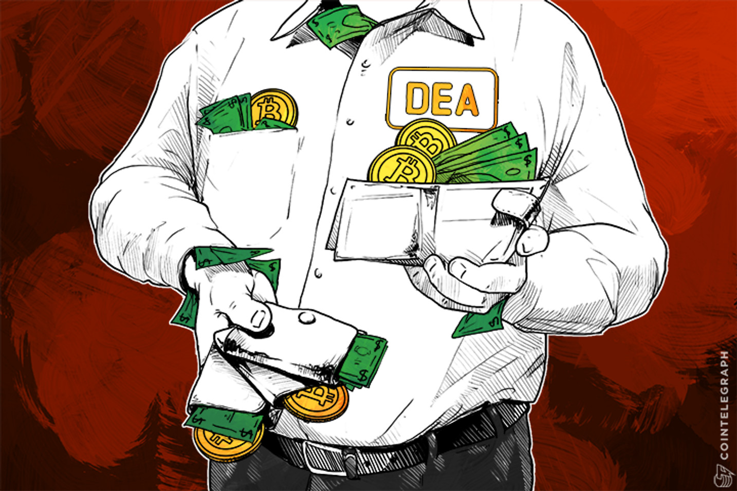 DEA Agent Ordered to Forfeit $500,000 in Funds He Stole During Silk Road Case