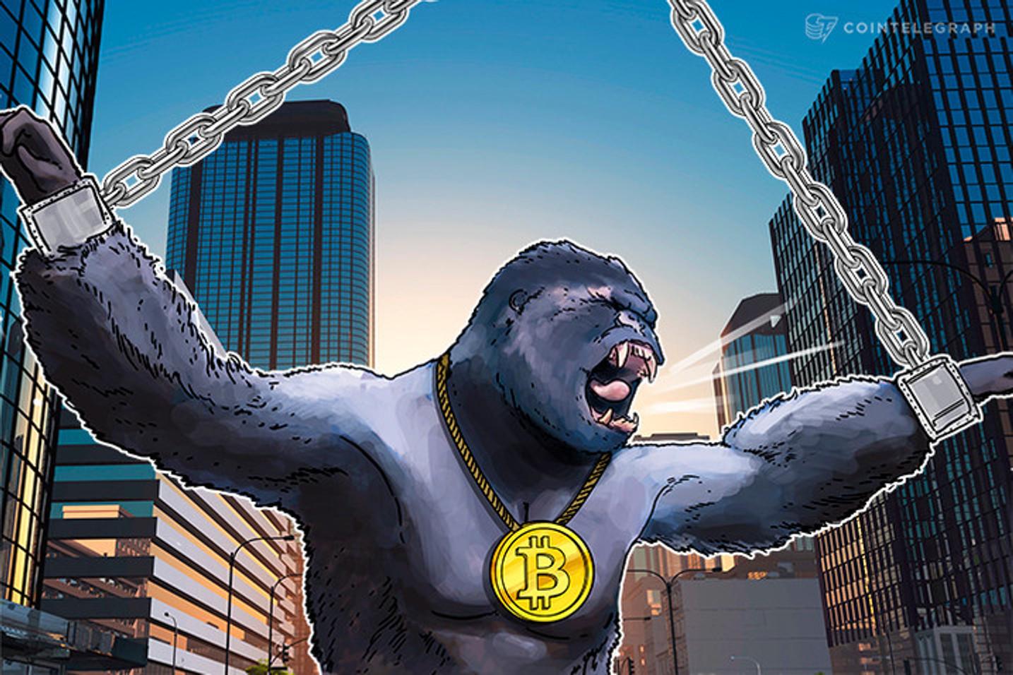 En 10 años, el dólar se ha depreciado un 99,99% frente a Bitcoin