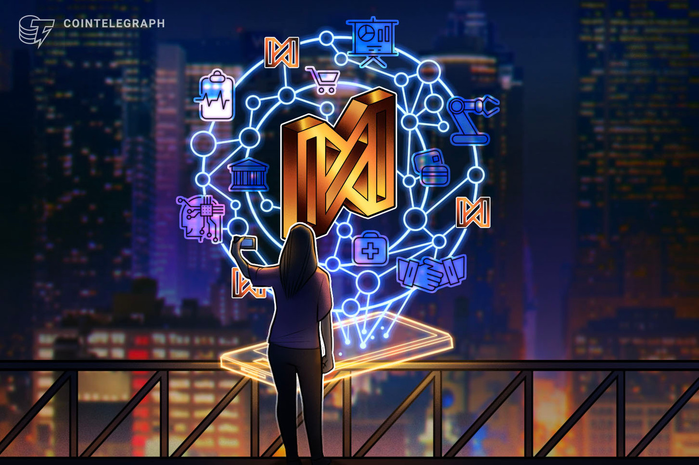 'Creating DApps Can Be Simple': Platform to Bring Decentralized Economy to Mass Adoption