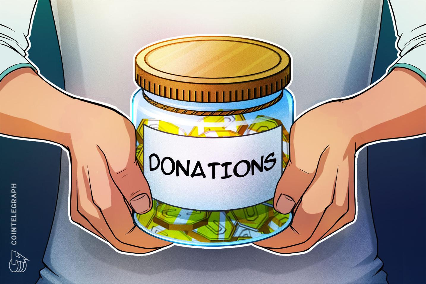 Bitcoin Saves Lives: nuova campagna di raccolta fondi in BTC della Croce Rossa Italiana - Comitato Municipi 2-3 di Roma