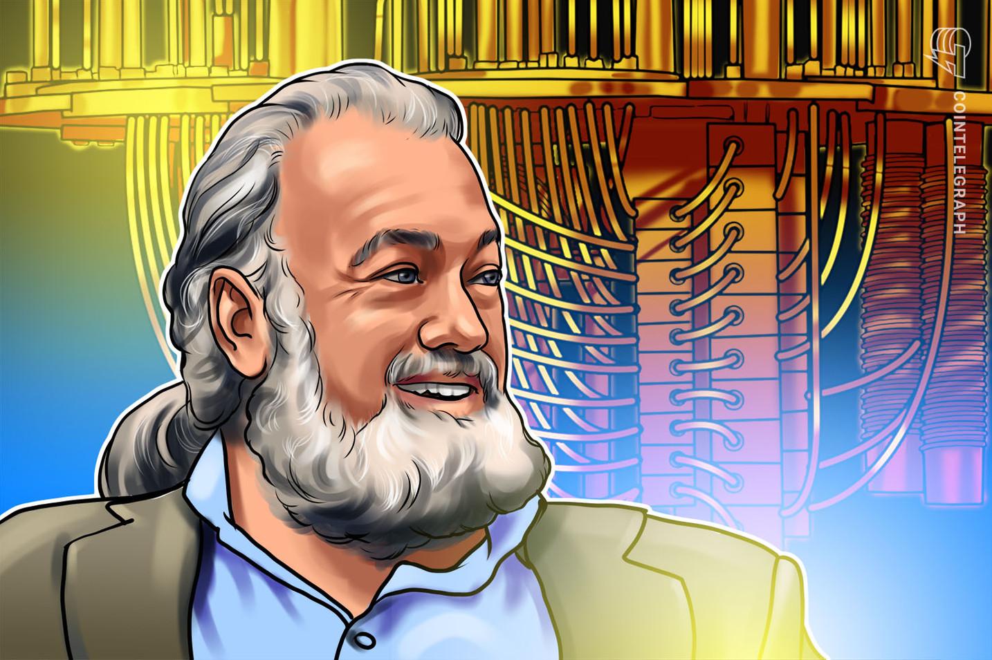 """「デジタル通貨のマンハッタン計画」 """"仮想通貨のゴッドファーザー""""による極秘プロジェクトとは【独自記事】"""