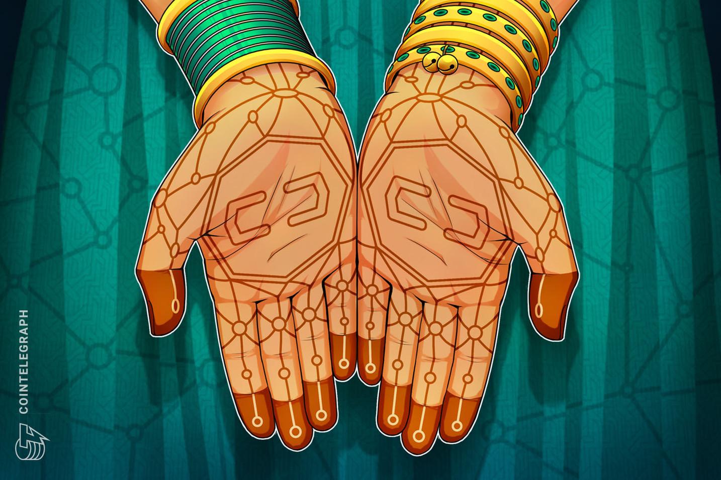 Esboço de estratégia nacional de blockchain da Índia sugere desenvolvimento da rupia digital