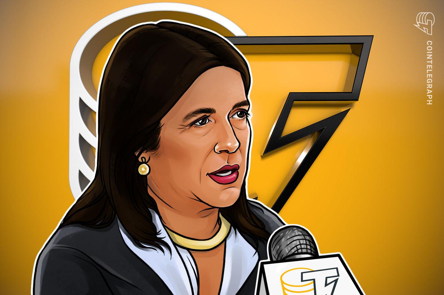 """Covadonga Fernández: """"Los futuros profesionales de la comunicación deben familiarizarse con blockchain"""""""