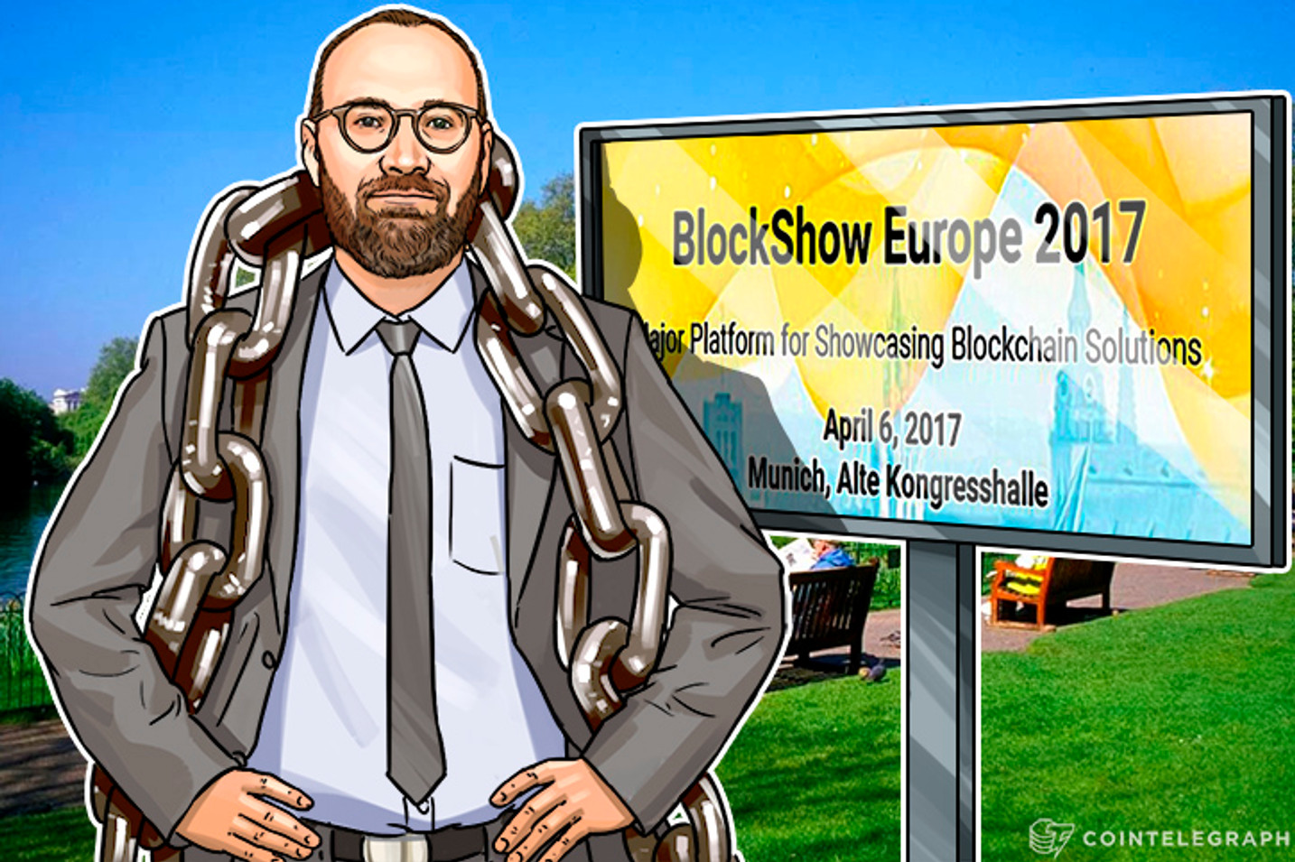 Blockchain News Recap With Marco Barulli: BlockShow Europe 2017 Special