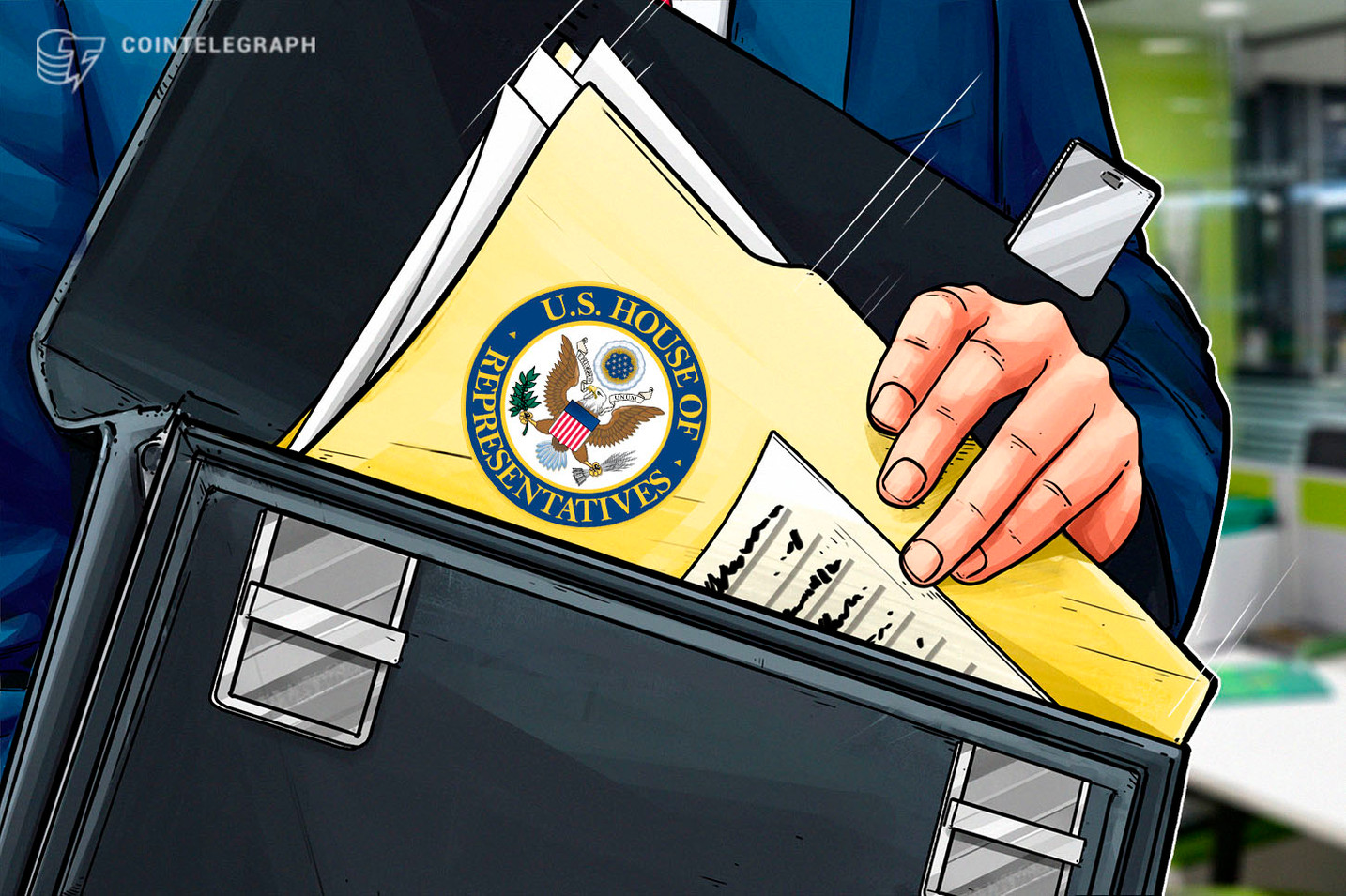 Drafted 'Keep Big Tech out of Finance' Act Surfaces Days Before Libra Hearings