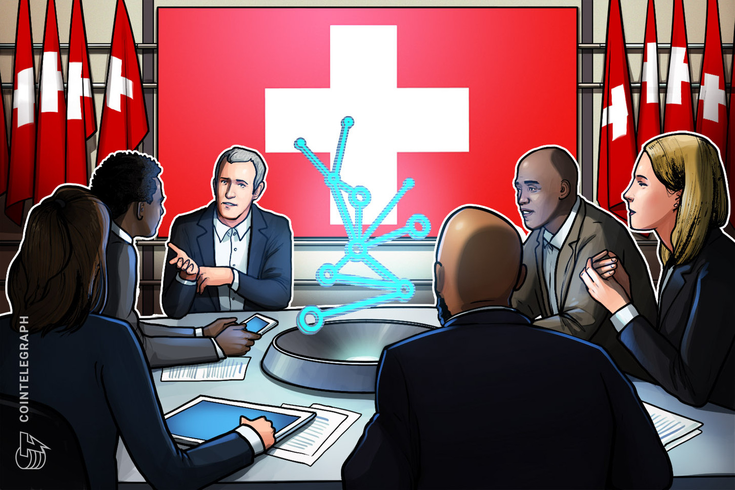 El Consejo Federal Suizo inicia el período de consulta sobre la Ley Blockchain