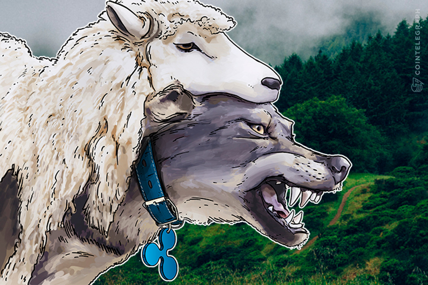 Ripple Hate: Is Ripple a Wolf in Sheep's Clothing?