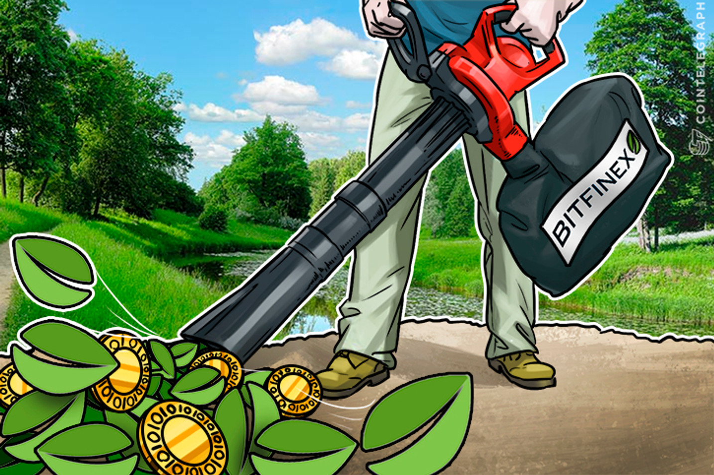 Bitfinex Hidden Treasure? Why RRT Price Keeps Growing