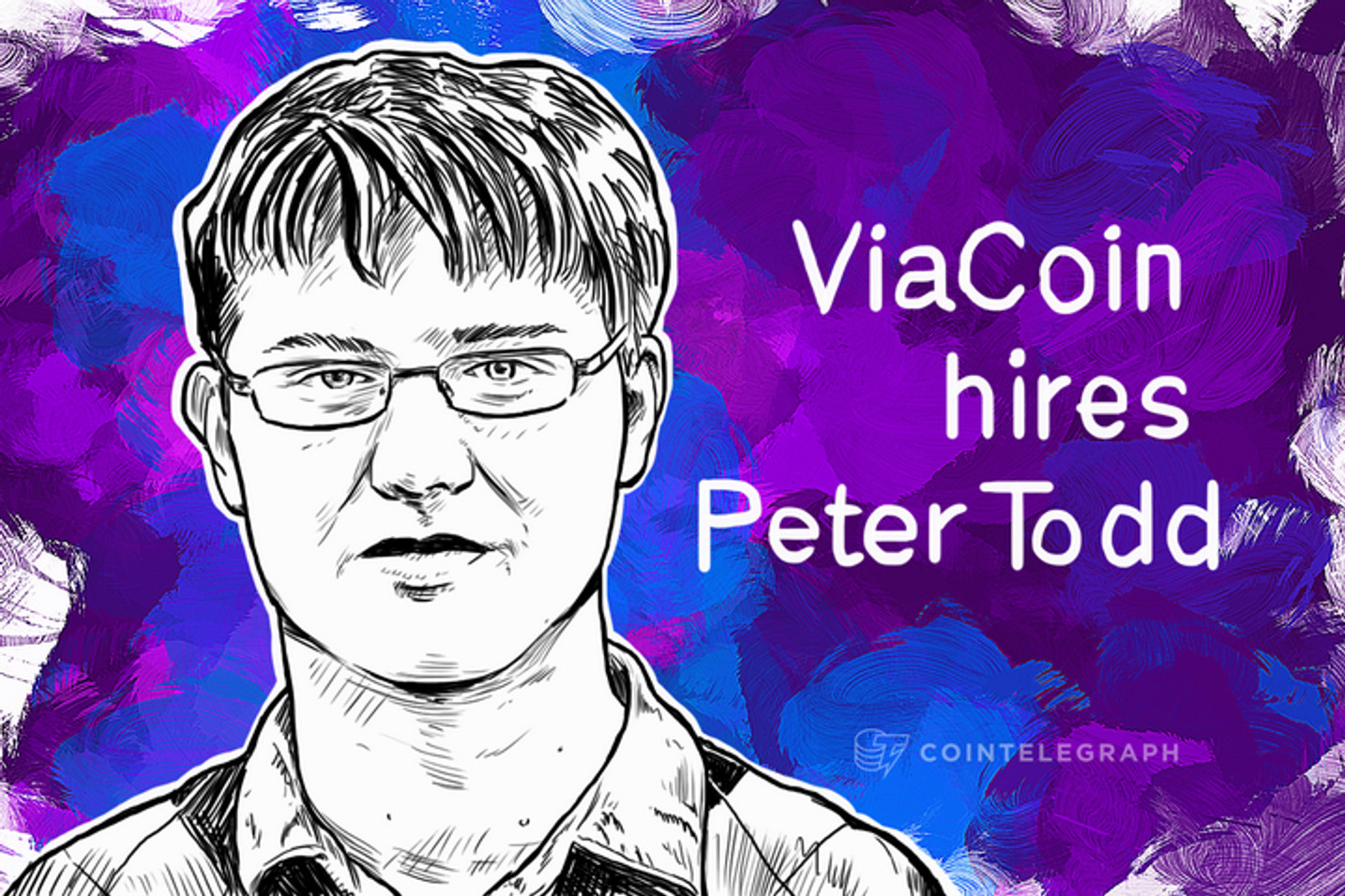 ViaCoin hires Peter Todd