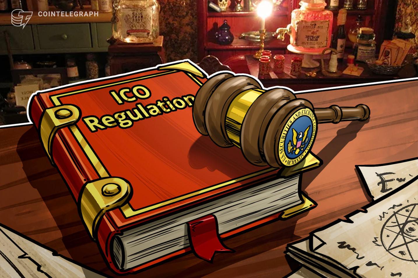 SECによるICO規制に待った 米共和党議員 「仮想通貨を証券に分類させない」法案提出へ