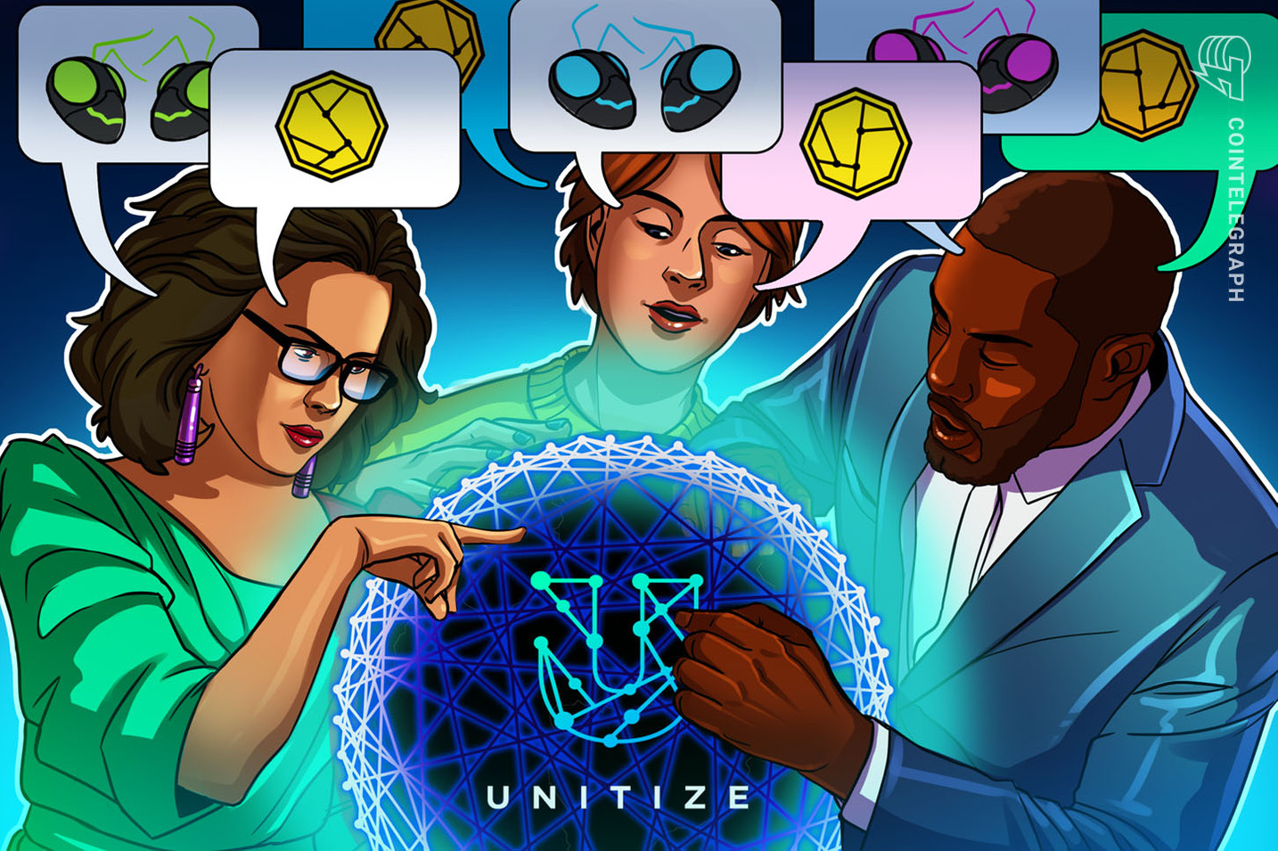 Unitize Roundup: Top 10 Quotes From the Virtual Blockchain Conference