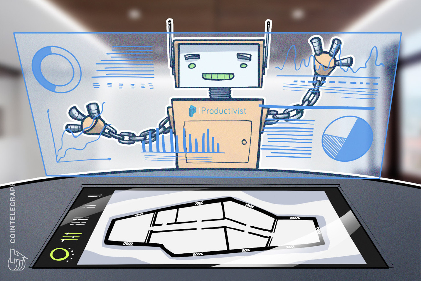 Firm To Map Out Manufacturing Capacity Worldwide With New Blockchain-based Ecosystem
