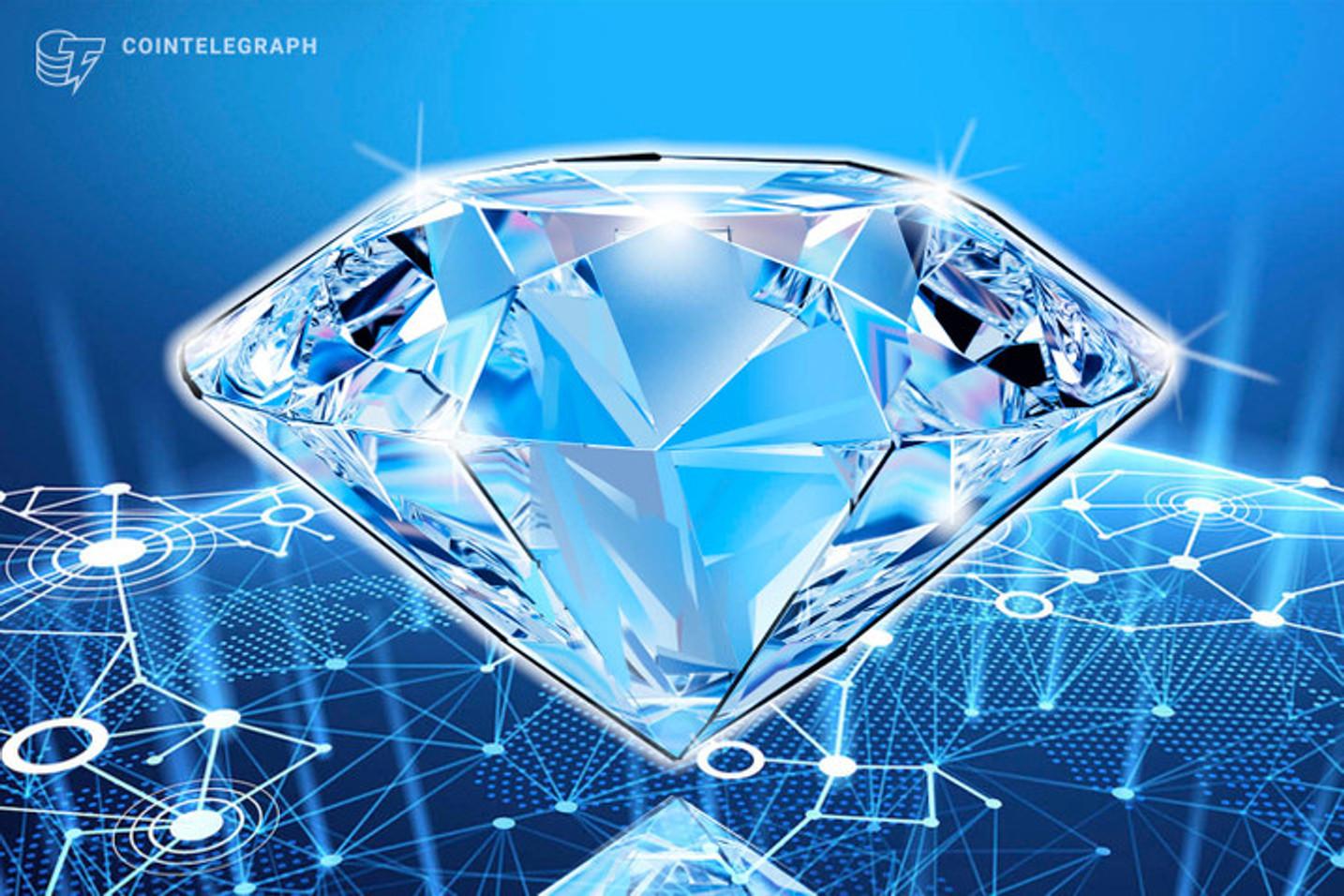 Empresário desenvolve sistema de mineração na nuvem, só que em vez de Bitcoin, ele minera diamantes