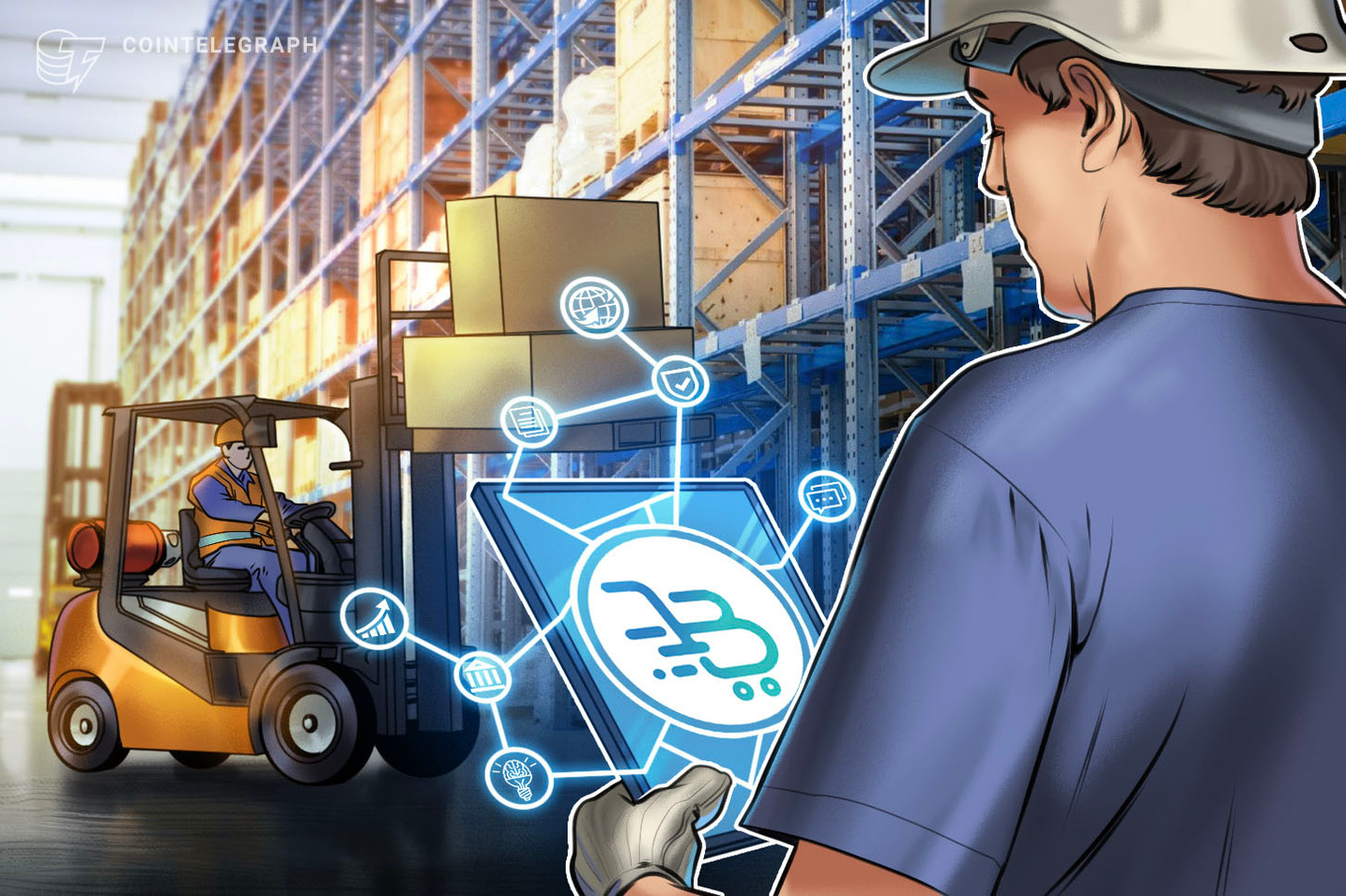 E-Commerce on Demand: Crypto-Based Site With 50,000 Products Offers Delivery in Two Hours